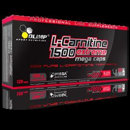 Olimp - L-Carnitine 1500 Extreme, 120 Kapseln