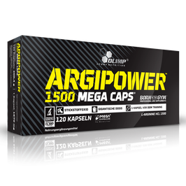 Olimp Argipower Mega Caps, 120 Caps