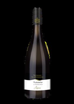 2018 Muskateller - Weißwein süß Passion