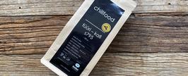 chillfoods feuergeröstete kaffee-perlen dunkel
