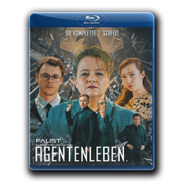 FAUST - AGENTENLEBEN  Blu-ray Set (2 Discs) // Limitierte Edition