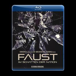 FAUST - Im Schatten der Nation // Blu-ray