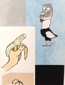 """Plátano"", Fernando Renes"