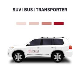 Scheibentönung SUV / Bus