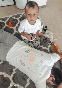 Das Spiel Shirt für Kinder!