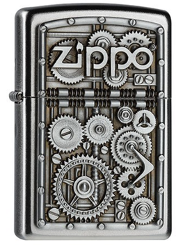 Zippo original Sturmfeuerzeug Gear Wheels