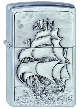 Zippo original Sturmfeuerzeug Pirate's Ship