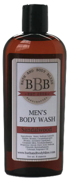 Bath & Body Bliss - Body Wash
