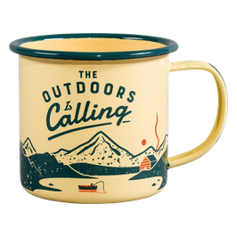 Gentlemen's Hardware Emaille Tasse Outdoors Calling