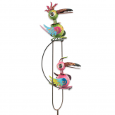 Gartenpendel swinging birds