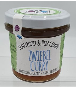Zwiebel Curry
