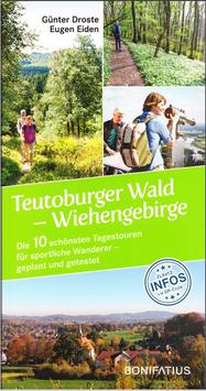 """Wanderführer """"Teutoburger Wald - Wiehengebirge"""""""