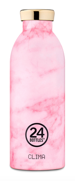 """24 """" Clima Pink Marble"""" 0.5L"""