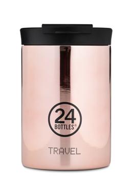 "24 Travel Tumbler ""Rosé Gold"" 350ml"