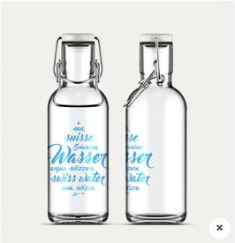 Fill me - Schwiizer Wasser 0.6L