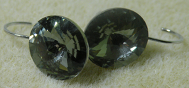 Ohrhänger 12 mm Black Diamond