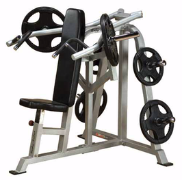 BODYSOLID BENCH PRESS SHOULDER