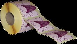 NEU! Universal Schablone - passend für Pipe, Mandel, Stiletto, Edge & Quadrat