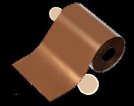 NEU! | cracklefolie | matt choco 100 cm x 6 cm
