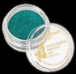 Meerjungfrau Pigment - Türkis