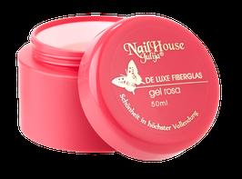 NEU! | fiberglass gel | de luxe | rosa