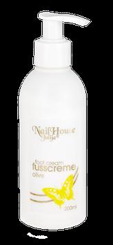 fusscreme olive 200ml