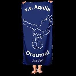 VV Aquila - Handdoek - 70 x 140 cm