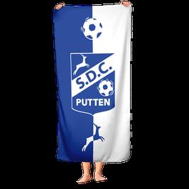 SDC Putten - Handdoek - 70 x 140 cm