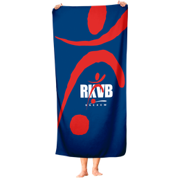 RKVB - Handdoek - 70 x 140 cm