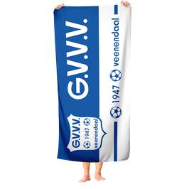 GVVV - Handdoek - 70 x 140 cm