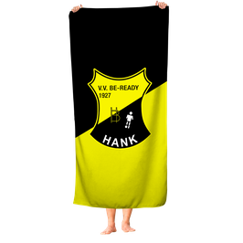 Be Ready Hank - Handdoek - 70 x 140 cm