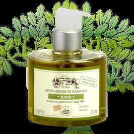 Vloeibare handzeep van olijfolie