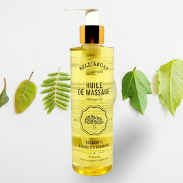 Bell' Argan massageolie