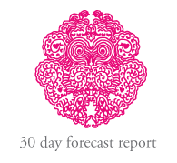 30 Day Forecast Report