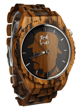 #MONOCLEMANWATCH zebra // 44mm