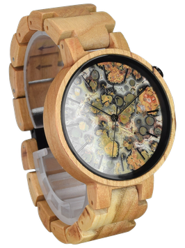 #STONEWATCH cherry leo // 38mm