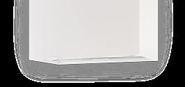Berbel · Lüfterbaustein Firstline · BLB 90 FL · 85 cm Breite