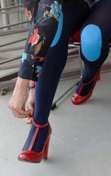 Panty Azul Marino