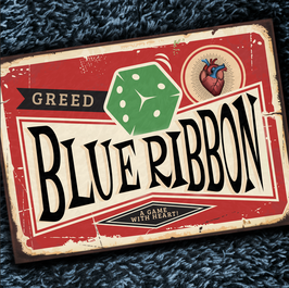 Greed CD - Blue Ribbon
