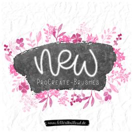 Procreate-Florals - BUNDLE - Download