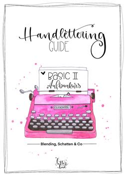 Handlettering-Guide Basic II - Download