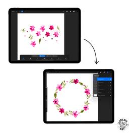 """Online-Workshop """"Digitalisieren mit Procreate"""", 11.02.2021"""