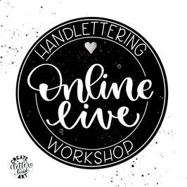 Online Live-Workshop über ZOOM, Watercolor