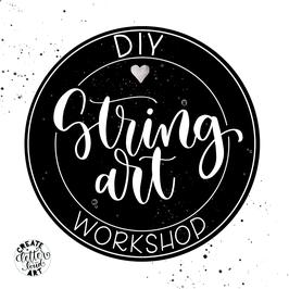 """Workshop """"String Art"""""""