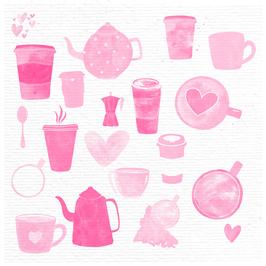 Procreate-COFFEE/TEA - BUNDLE - Download