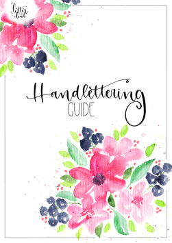 Handlettering-Guide Basic I - Download