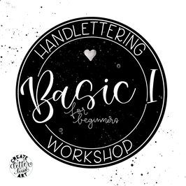 "Workshop Handlettering ""Basic I"""
