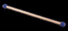 Rollbrett-Paddel