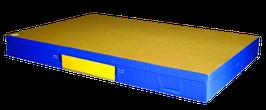 Kombimatte Weichboden/Niedersprung 300 x 200 x 30 cm mit Anti-Rutschbelag