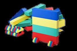 Block X - Komplettset